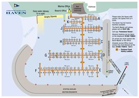 Haven Berthing Plan